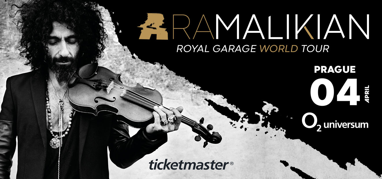 The Ara Malikian concert will not take place on 4.5.2021. An alternate date will be published in the coming days