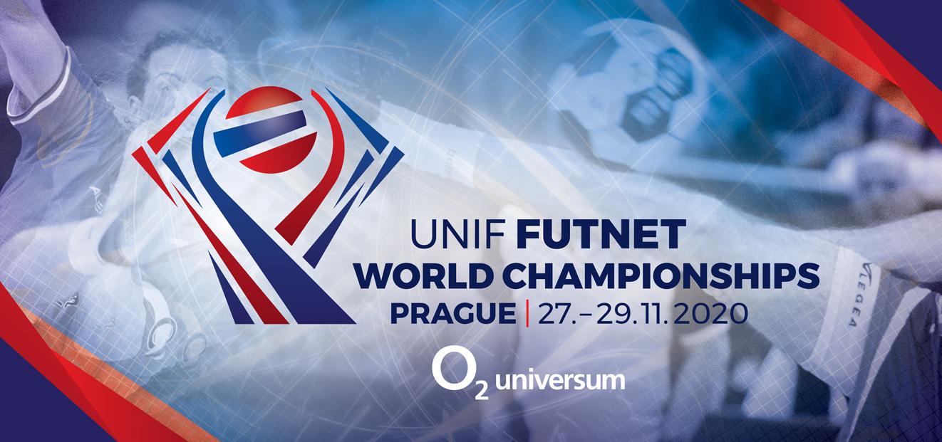 Akce UNIF Mistrovství světa v nohejbalu má nový termín. Nově se uskuteční  od 26.-28.11. 2021 v O2 universum