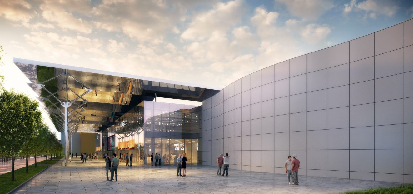 Bestsport Will Complete a Multifunctional Complex Next to the O2 arena