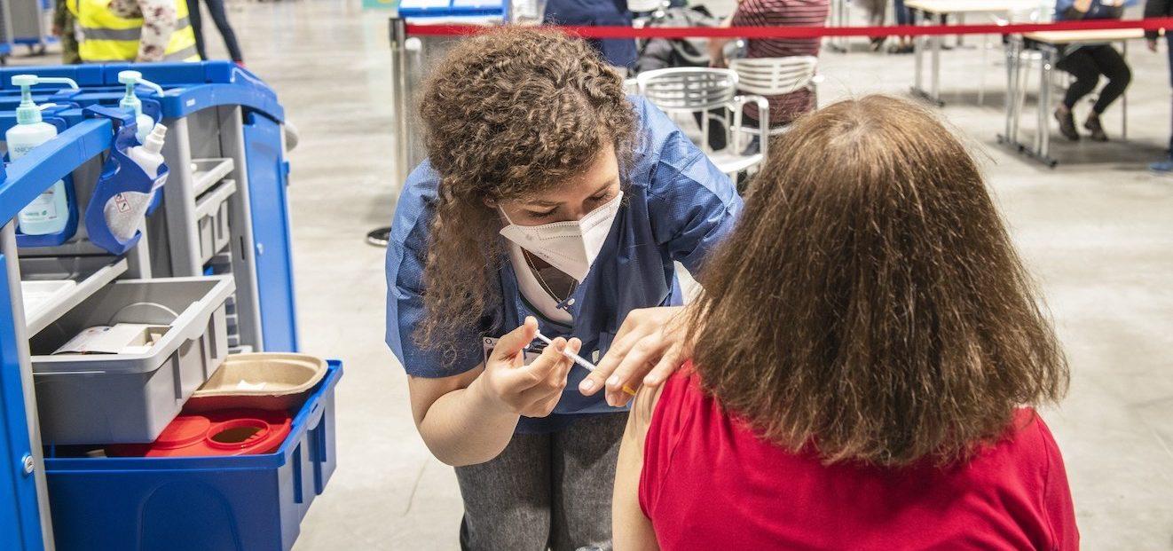 Národní očkovací centrum bude vprovozu celé léto. Pronájem prostor vO2 universu se prodlužuje až do 12. září