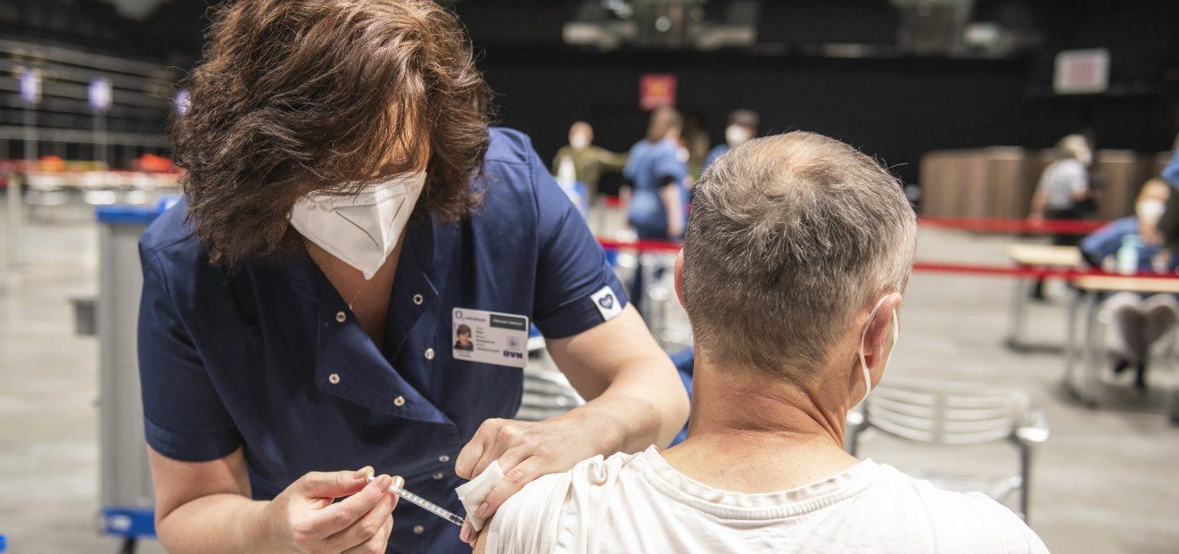 Národní očkovací centrum v O2 universu uzavřelo brány